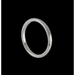 Ring in white gold 18k model ab0258lew