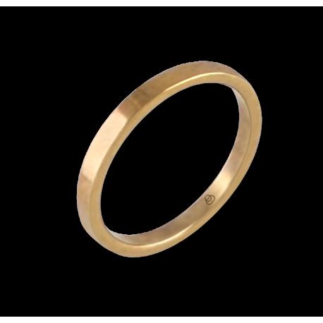 Anello in oro giallo 18 kt modello ag1268lew