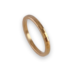 Ring in rose gold 18k model ar121434ew