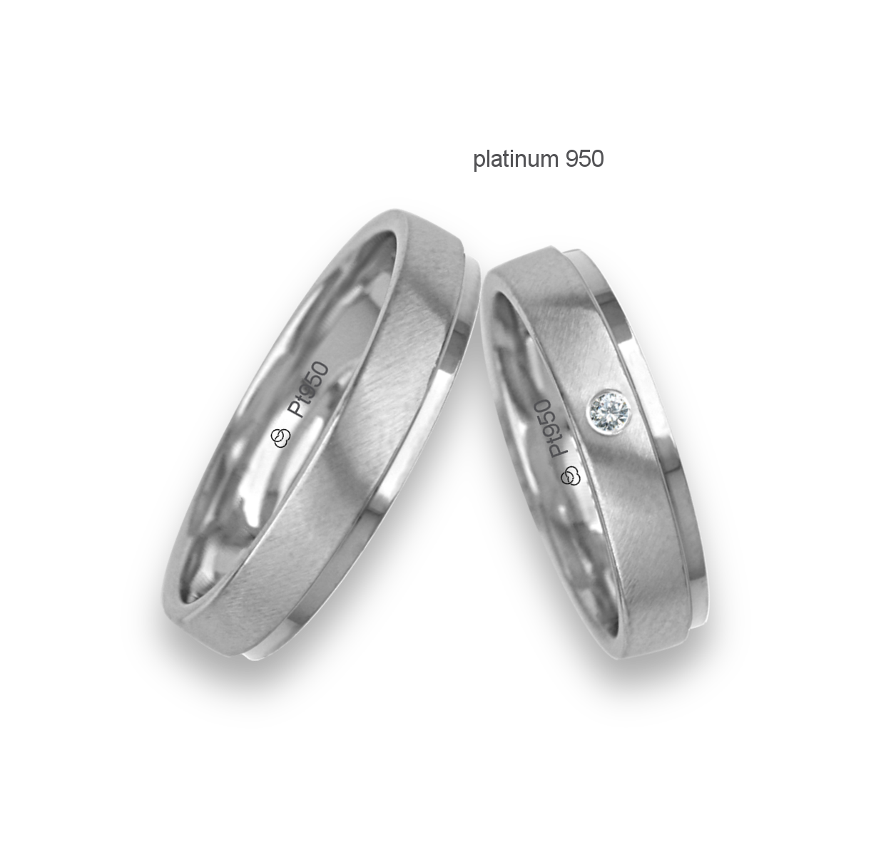 PLATINUM WEDDING BANDS